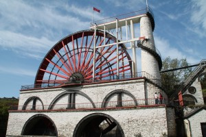IOM Laxey Wheel MAY 13 - 1