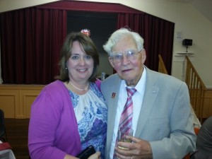 Arnie Hutchinson's 90th Birthday Celeb's